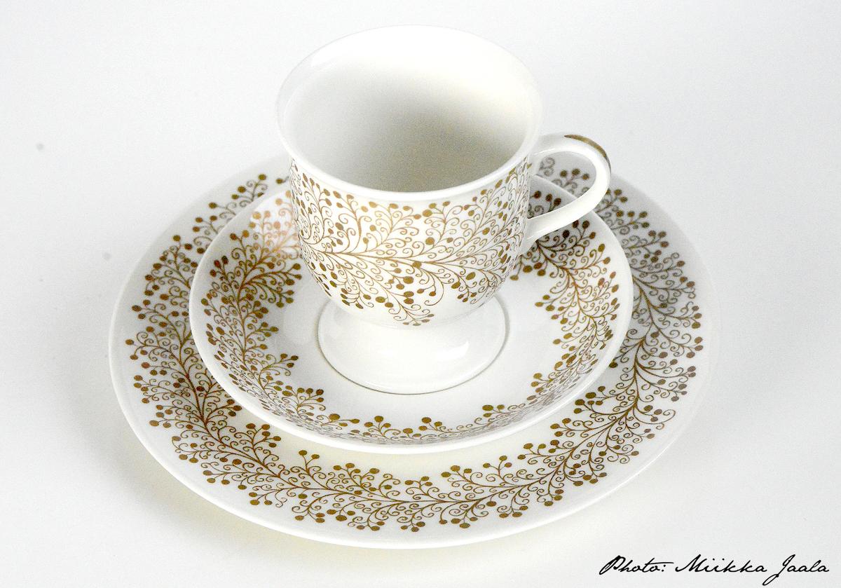 Arabia Desirée – kahvikuppi 1960-luvulta / coffee cup